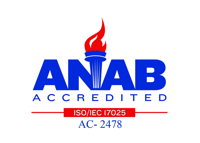 Giấy chứng nhận  ISO 17025  (US)
